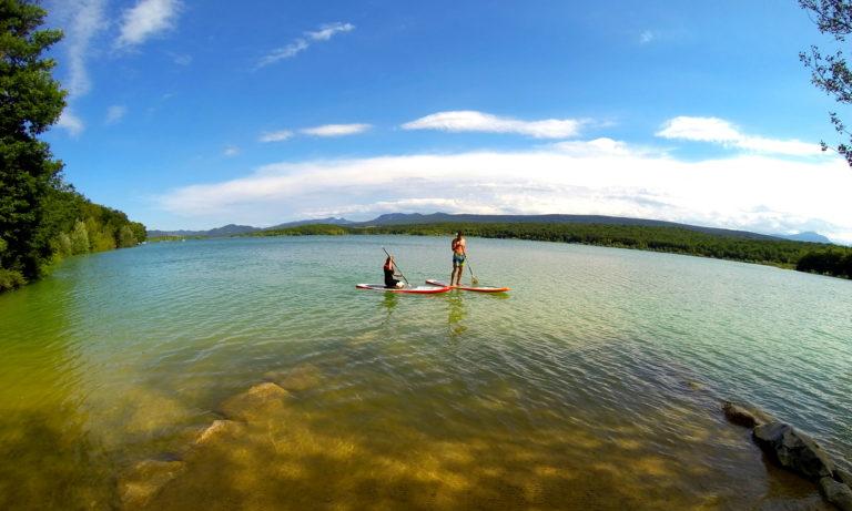 Au Bord Du Lac Yakay Kayak